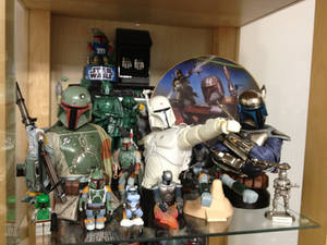 Boba Fett Collection 2014 - 2