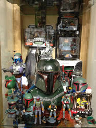 Boba Fett Collection 2014 - 3