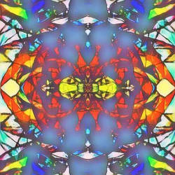 Color abstaraction