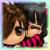 Emo cute chibi hug by Darkdream-Vampire