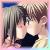 Cute anime chibi kiss by Darkdream-Vampire