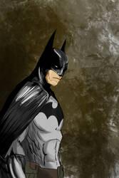 Batman by willsasuke