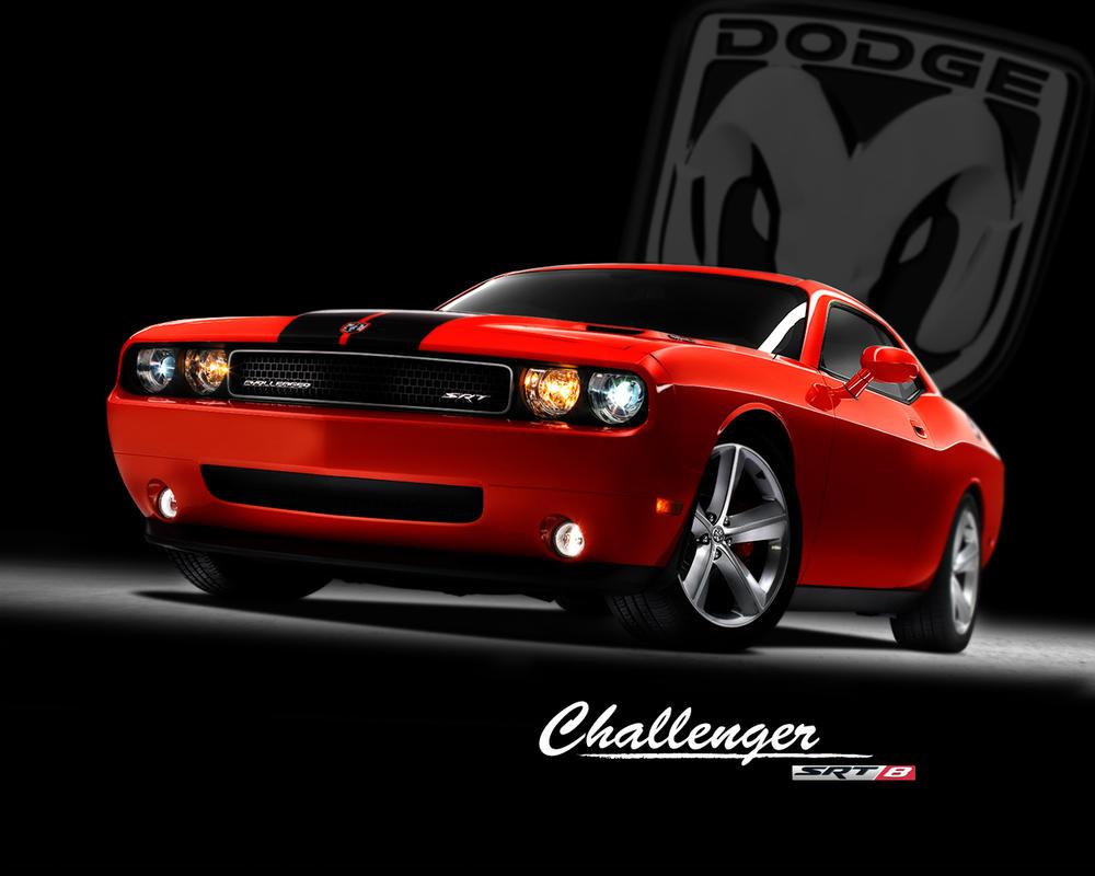 Dodge Challenger SRT8 by Halvar