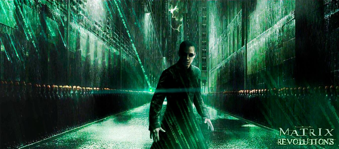 Matrix Revolutions by JackShepardN7 on DeviantArt