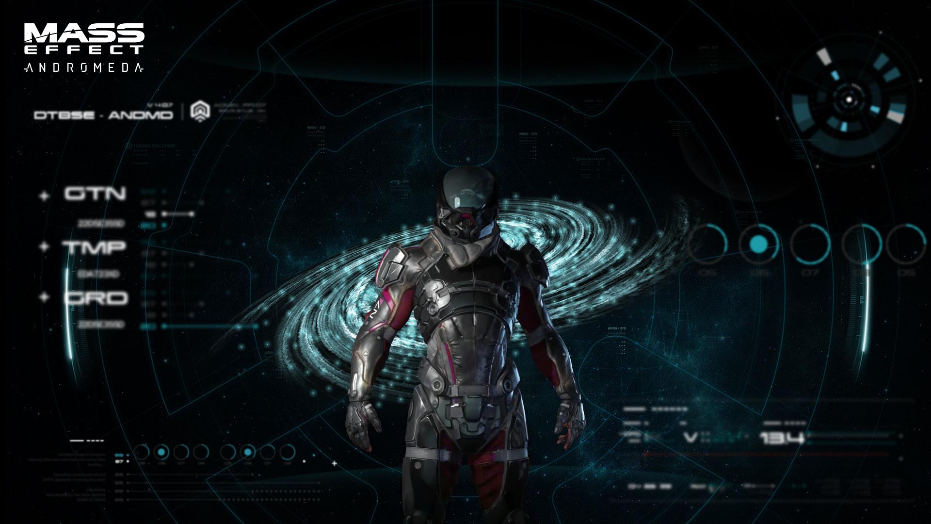 Mass Effect Andromeda Wallpaper By Jackshepardn7 On Deviantart