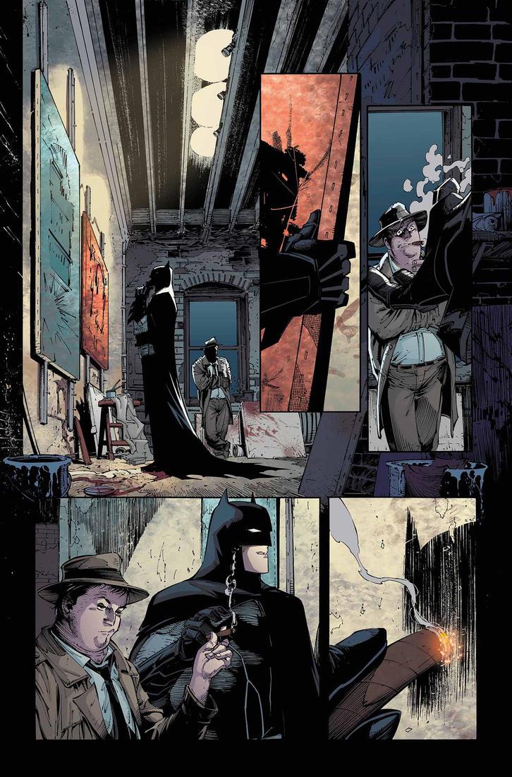 Batman 1- page 22 by Naty-neko