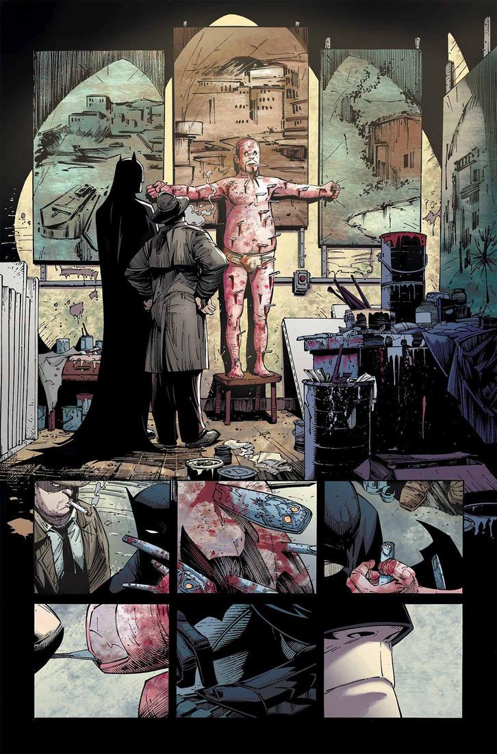 Batman 1- page 21 by Naty-neko