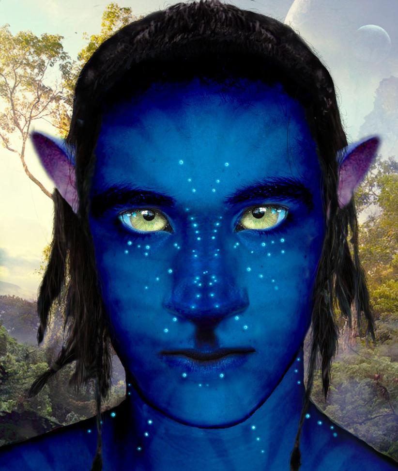 To Watch Full Movie Avatar: Avatar Self Portrait Full By Jkouw On DeviantArt