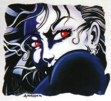 Airhead Vampire by ShyloLove