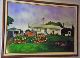 Grandparents Farmhouse by ShyloLove