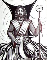 Spirit Being - Jesuit by ShyloLove