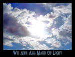 We Are All Made Of Light