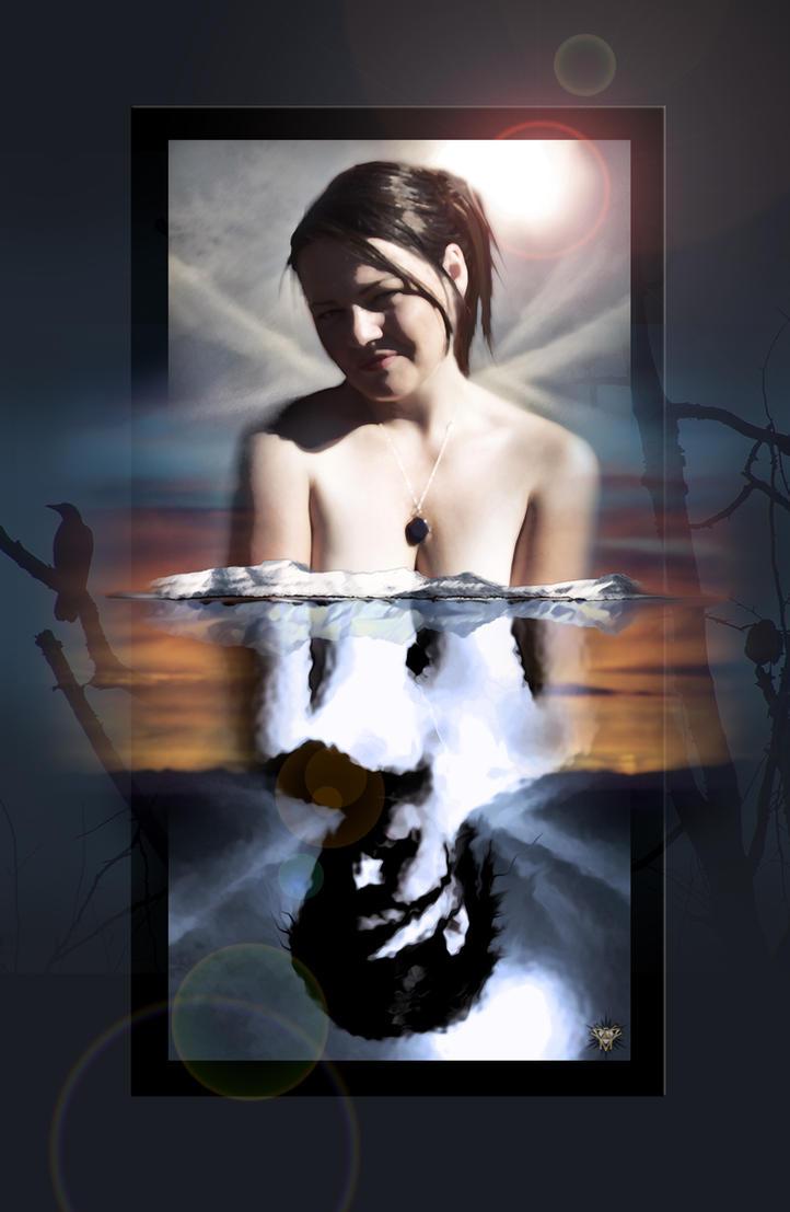 Duality Reality Illusion by ShyloLove