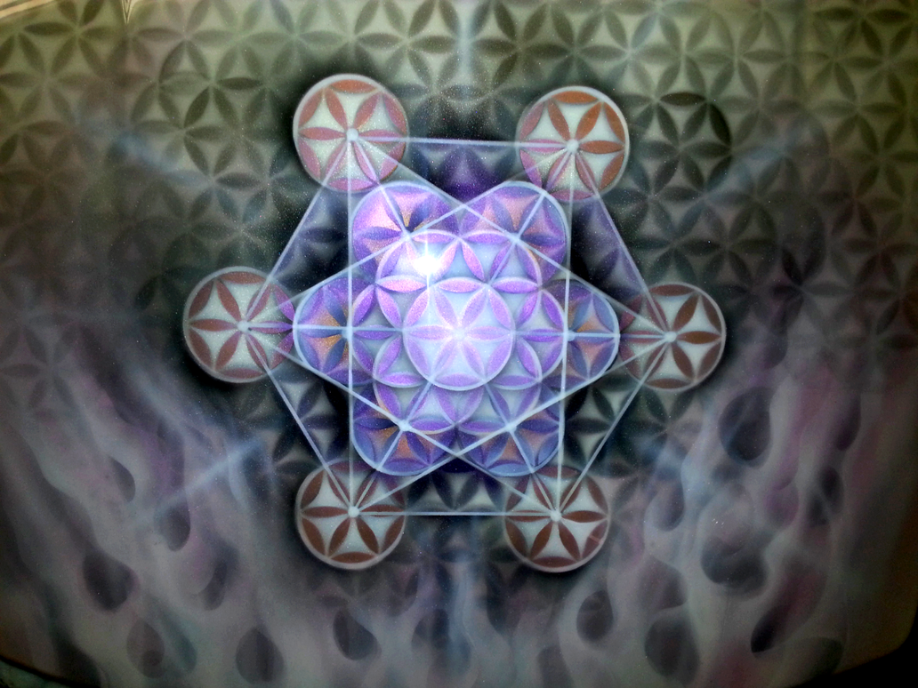Flower of Life by ShyloLove