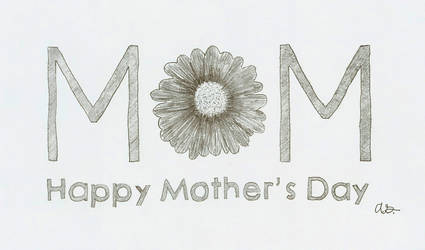 Mother Day 2013 sketch