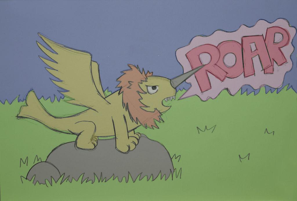 Winged Narlion