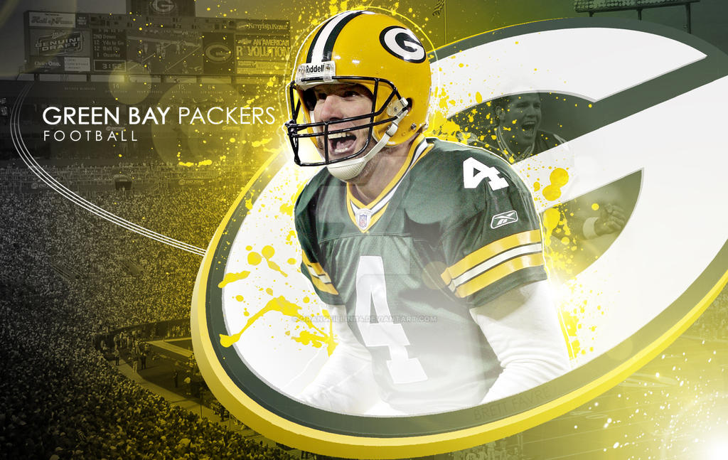 Green Bay Packers Football by orangeillini14