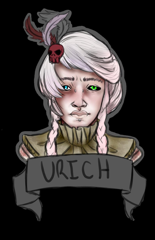 Urich Bust by Qu-Ross