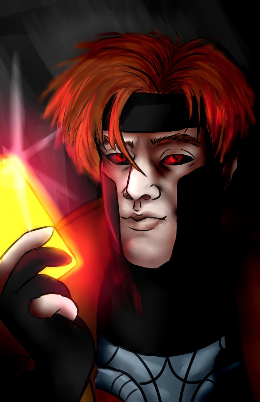 Damnit Gambit by Qu-Ross