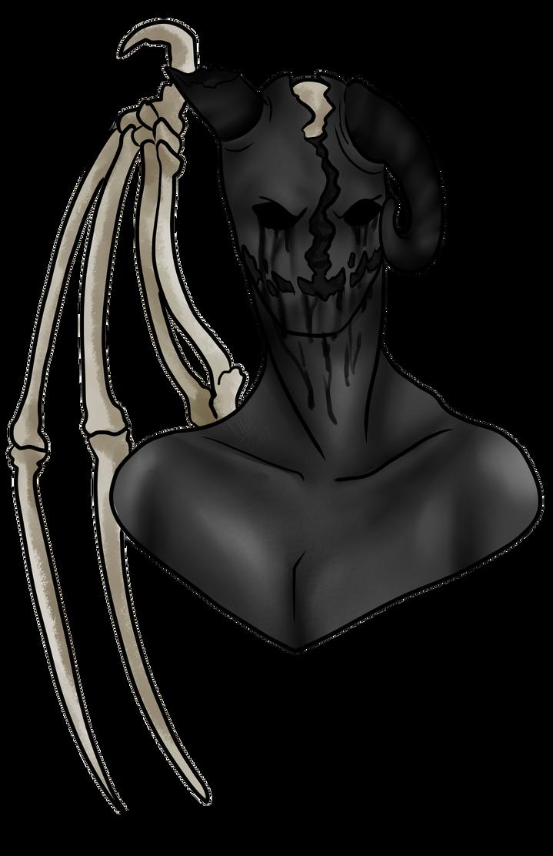 Demon Vero ~ ArtTrade by Qu-Ross