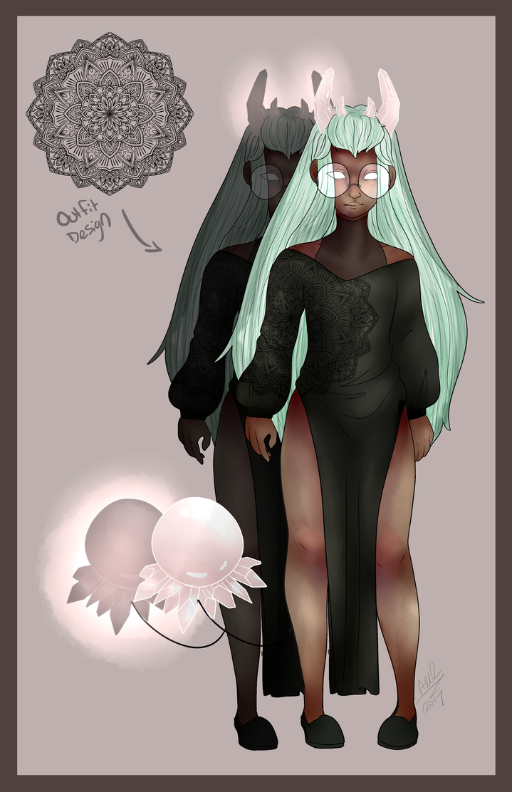 [Closed] Botanical adopt by Qu-Ross