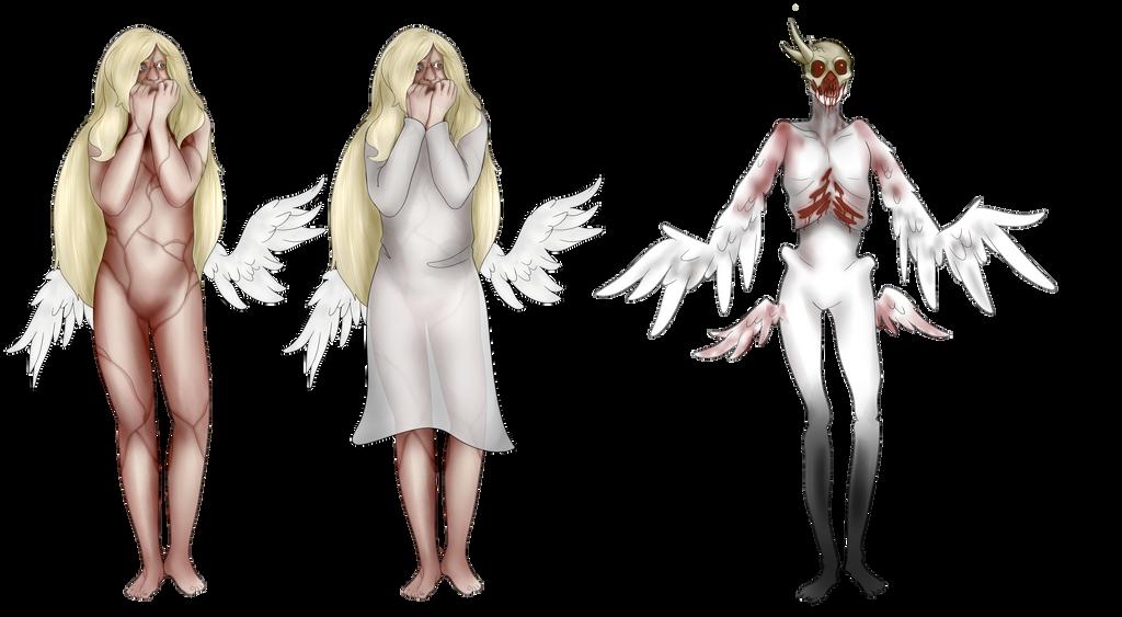 Corrupt Guardian Angel Uriel by Qu-Ross