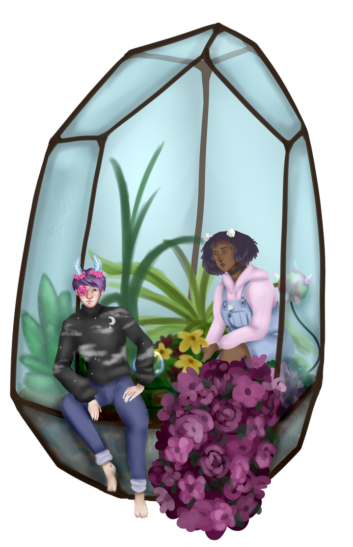 Botanical introduction contest by qu ross on deviantart for Ross craft show 2017