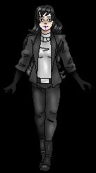 Kasumi pixel by Qu-Ross
