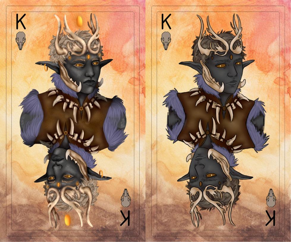 Bone king Comparison by Qu-Ross