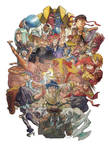 Street Fighter 3.3 Tribute