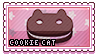Cookie Cat [Stamp] by Chadeos