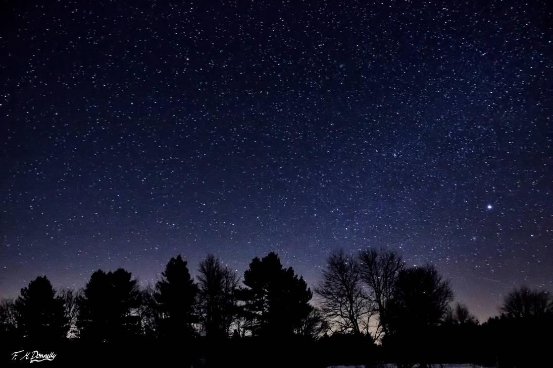 Starry Night Sky by Nini1965 on DeviantArt