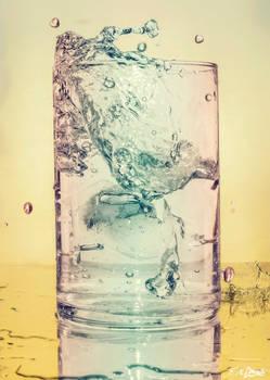 Ice Cube Splash 3