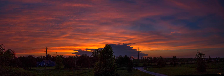 May Sunset by Nini1965