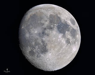 The Moon in May, 24 May 2021