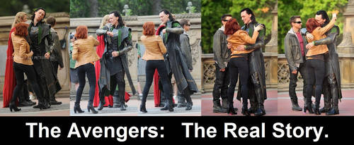 the real story of the avengers