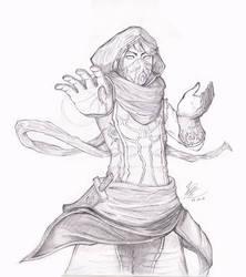 Malzahar (Commission) by Windvern