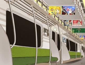 Green Loop Line by Windvern