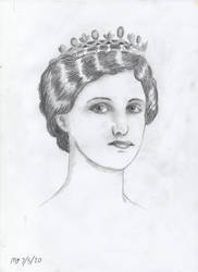 Empress Zita by RoyalArtist91