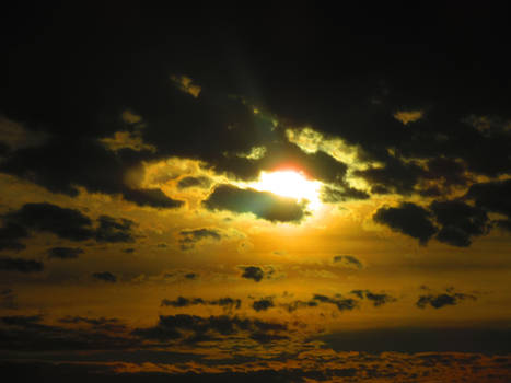 Dark sunrise 11