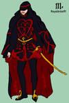 Zodiac costume Scorpio man