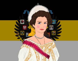 Grand Duchess Maria Nikolaevna of Russia by RoyalArtist91