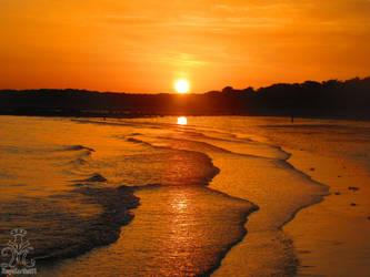 Saffron sunrise