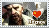 Sgt. Reznov Stamp by leadervance