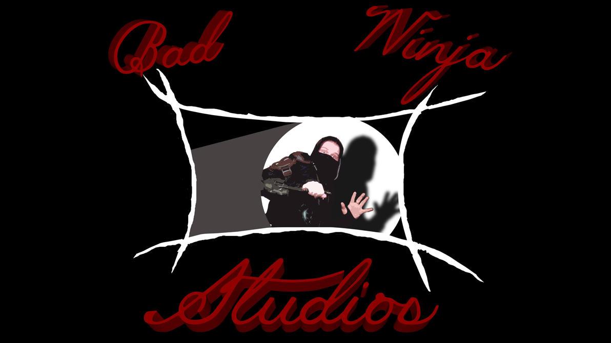 Bad Ninja Studios Logo by adamafan