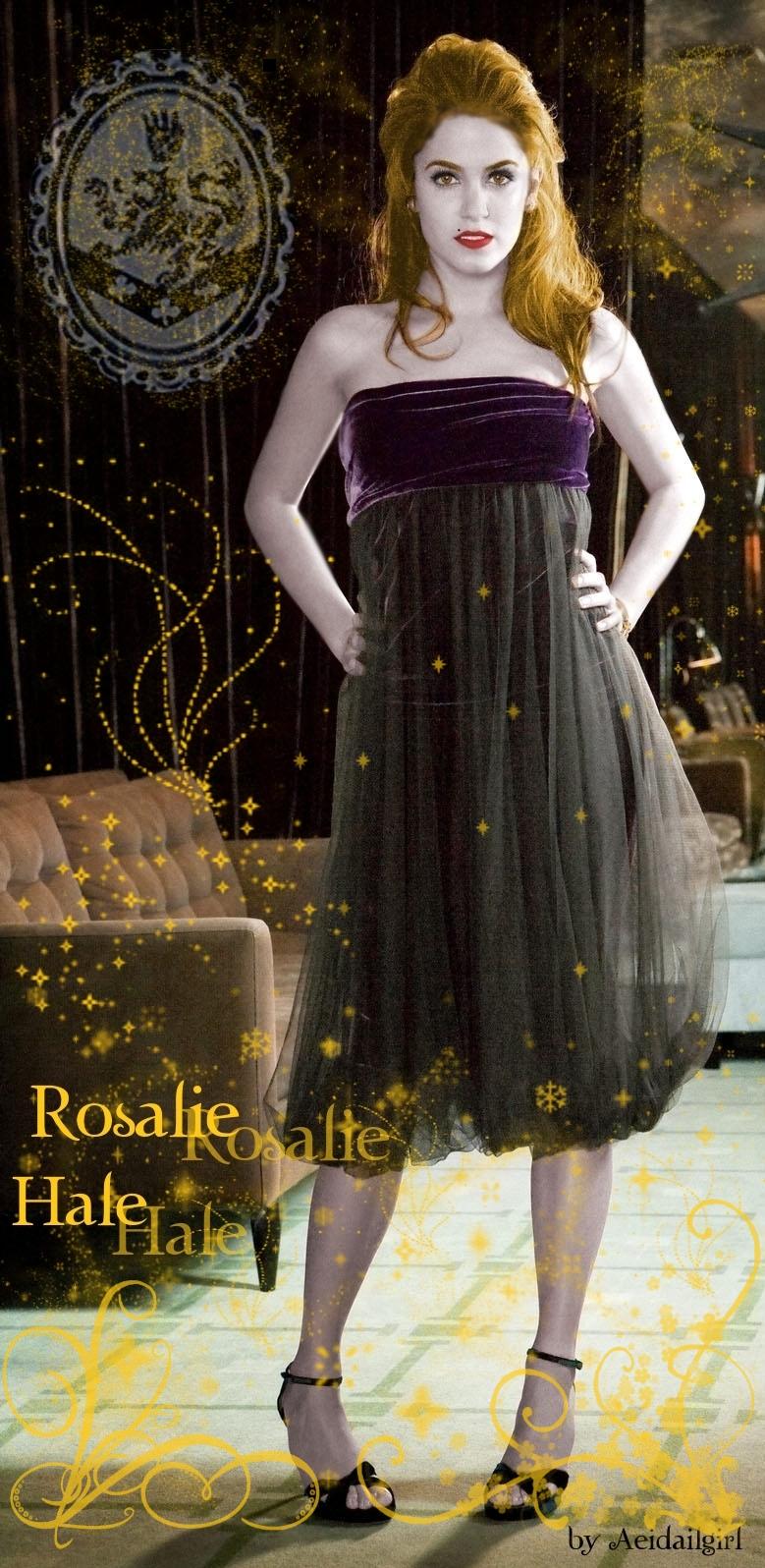 Rosalie Hale by Aeidailgirl