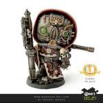Funko Pop Custom -- Adeptus Mechanicus Pop!