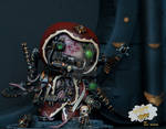 Funko Pop Custom -- The Dark Mechanicus