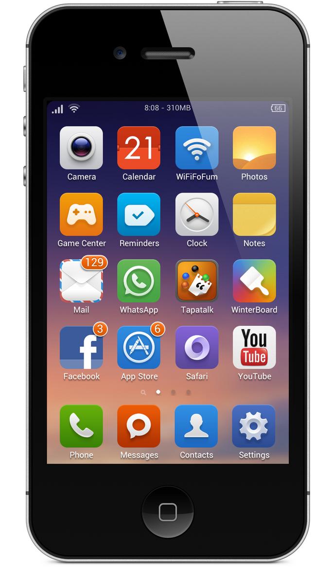 IPhone 4 Screenshot 12 May 2013