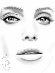 Angelina by GinaZA